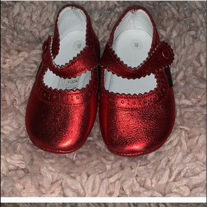 Gucci Red shoes. (Found)
